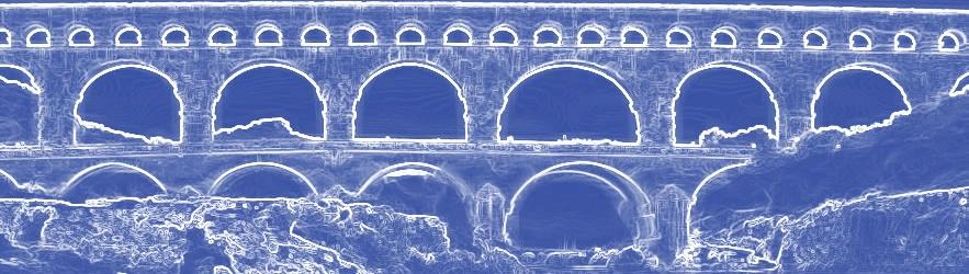 Architectural Wonder: Roman Aqueducts at Pont de Gard, France